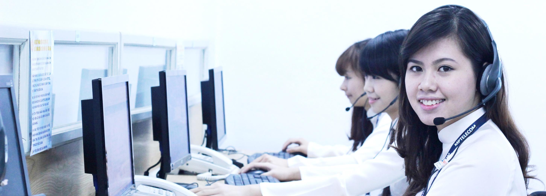 Việt Nam hiện nay đang trở thành một điểm đến mới cho dịch vụ thuê ngoài Contact Center