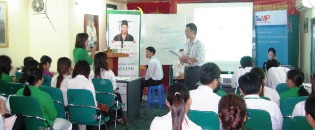 Minh Phúc cung cấp dịch vụ đào tạo kỹ năng chăm sóc khách hàng cho Taxi Mai Linh