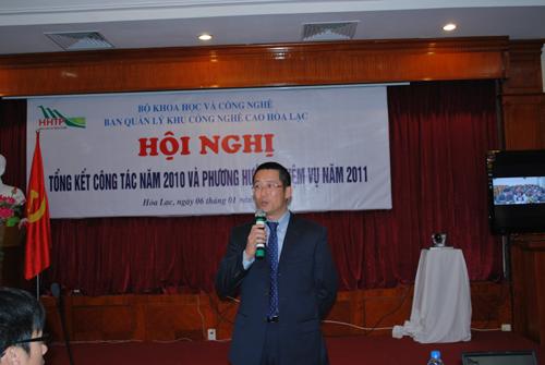 Đại diện Công ty TNHH Dược phẩm SINOPHARM Việt Nam